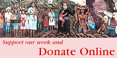 Support our work, donate online