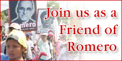 Join us as a Friend of Romero