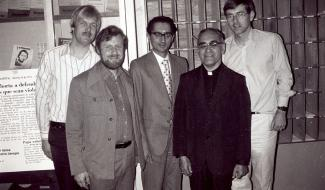 British Parliamentarians with Romero 1978 (1)